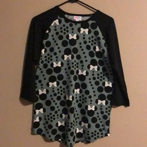 Minnie Mouse LulaRoe Randy